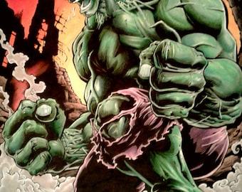 Hulk Smash! (Print)