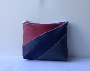 Wallet leather.