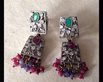 PRIVATE PERSON style Earrings East