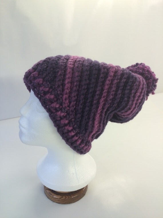 Enchanted Frosty Berry Spiral Hat