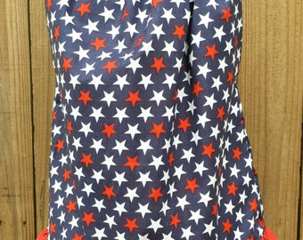 Girls 4th of July Pillowcase Dress, Patriotic Pillowcase Dress, Pillowcase Dress, July 4th Dress, July 4th, Fourth of July Pillowcase Dress