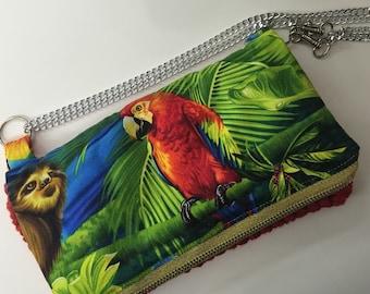 Bag pouch tropicool