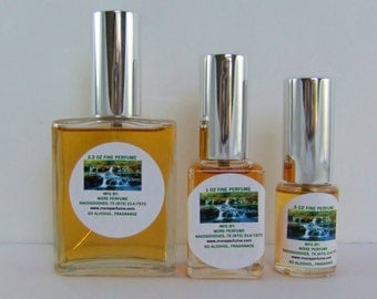 Fragrant Perfume Combo 2 Oz Gardenia 1 Oz Tuberose Perfume and 1/2 Oz Jasmine - Free Shipping On All Orders of 60.00 or More
