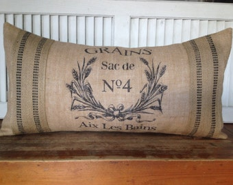 FRENCH COUNTRY PILLOW,Insert Included