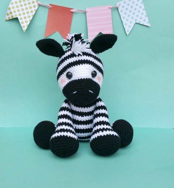 Crochet Patterns Zebra : zebra, zebra crochet pattern, zebra doll, crochet pattern, zebra ...