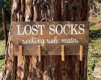 Lost Socks Seeking Sole Mates,Laundry Room Decor,Laundry Room Sign,Farmhouse Laundry Room Decor,Rustic Laundry Room Decor,Rustic
