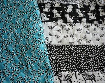 Baby Boy Quilt..baby quilt...baby boy...crib quilt...baby boy beddin..boy nursery...patchwork quilt quilt..