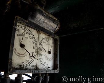 train photography abandoned train photography 8x10 11x14 16x20