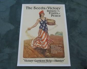 Victory Garden | Etsy