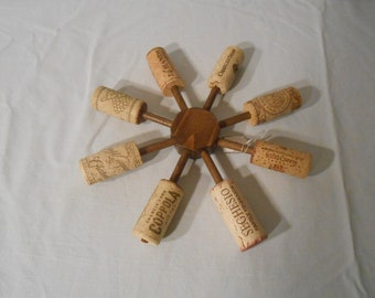 Star Cork Trivet