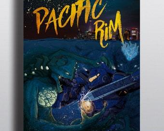 Poster - Pacific Rim