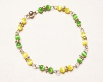 Get Your Duck On !  Oregon Ducks Bracelet, v.2.