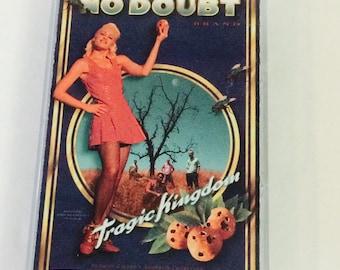No Doubt-Tragic Kingdom Cassette Tape
