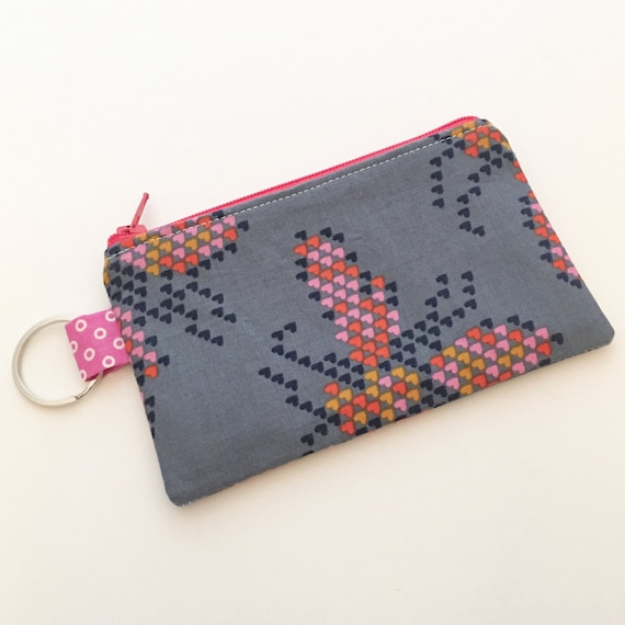 coin purse, coin pouch, zipper coin purse, zipper coin pouch, zip pouch, small zipper pouch, change purse, change pouch, gift for her