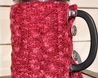 Coffee pot cozy