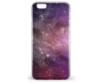 1415 // Pink and Purple Galaxy Phone Case iPhone 5 5S, iPhone 6 6S, Samsung Galaxy S5, Samsung Galaxy S6, Samsung Galaxy S7 Edge Plus