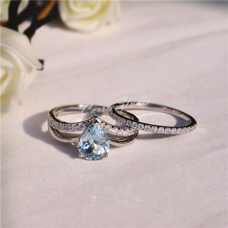The most beautiful wedding rings Anniversary wedding ring set