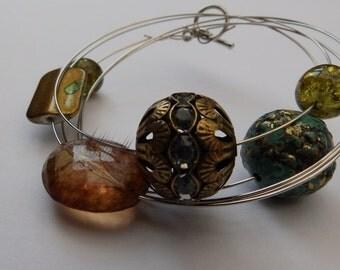 African inspired bracelet