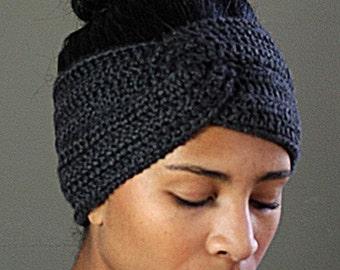 Twisted Turban Crochet Pattern