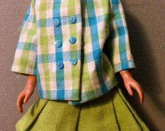 Skipper Clothes, Skipper Jacket, Skipper Doll Wardrobe, Skipper Blouse, Skipper Skirt, Barbie Family, Barbies Sister, Skipper Outfit, Barbie