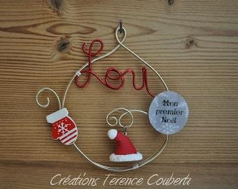 Custom decoration FIR or Christmas decoration
