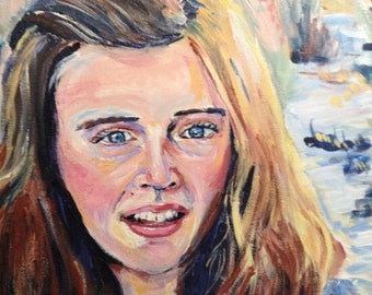 Custom Portrait Painting