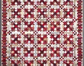 "Talkin Turkey Queen Size  Quilt  (84"" x 97.5"") Heirloom Quality Quilt"