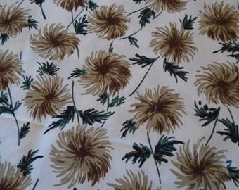 True Vintage Fabric, by the Half Yard