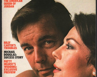 Vintage Magazine - LOOK : April 1979 Natalie Wood Elvis Robert Wagner Ex+/NrMt White Pages High Grade Unread No Label
