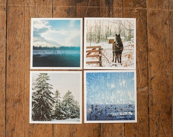 Seasons Prints - Winter