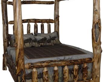 Custom Canopy Bed custom bed canopy | etsy