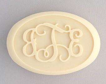 Carved Soap - 3 Pack