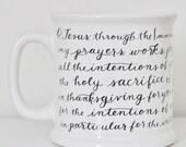 14 oz Morning Offering Mug