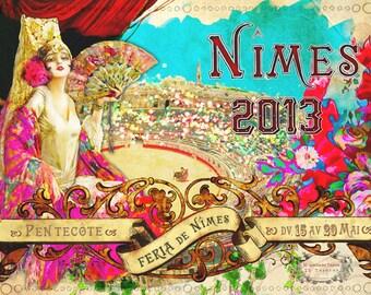 2013 tasting whit Panoramic poster
