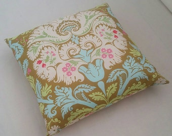 "Amy Butler Throw Cushion 19"" x 19"" with fibre inner"