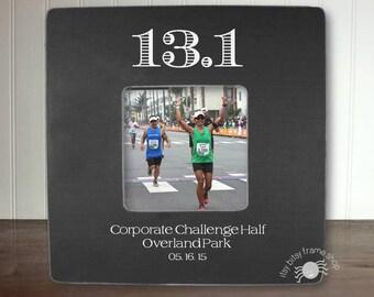 13.1 frame 26.2 frame Half Marathon Runner Gifts Gift for a Runner Gift for a Marathon Marathon Frame IB3FSFRND