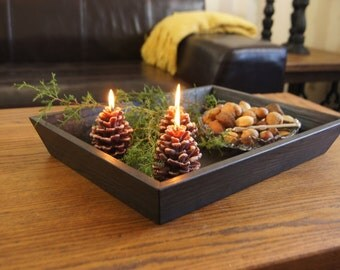 Solid Oak Wooden Tray (FREE SHIPPING!)