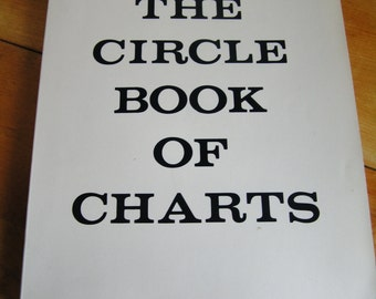 Vintage The Circle Book of Charts by Stephen Erlewine 1986
