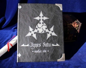 Kingdom Hearts Lexicon Book Replica - Kindle / eReader / iPad Tablet Cover