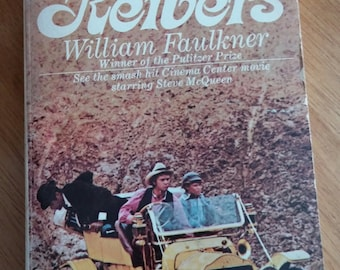 1969 - The Reivers by William Faulkner