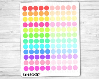 D001 | Dot Stickers