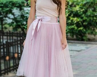 Pink tulle skirt,short tutu skirt,bachelorette skirt,ballet skirt,womens tulle skirts,Elastic Tulle Skirt,Tulle skirt,adult tutus,teen tutus