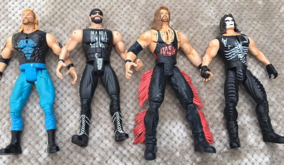 Wwe Toys For Boys : Items similar to giant quot talking wwe wcw wwf action