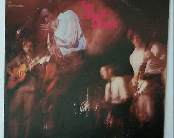 The Siegel-Schwall Band - Say Siegel-Schwall, Stereo 1967 Vinyl Record Album VSD-79249, Vanguard, USA
