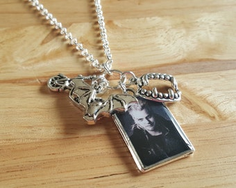 The Lost boys, David, charm necklace