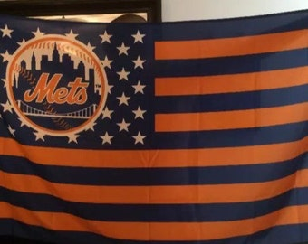 New York Mets Flag