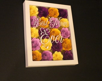 Wall art gift for the Best Mom Ever