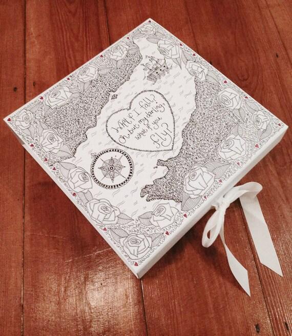 Baby Gap Gift Boxes : Memory box keepsake travel memories by s ustrate