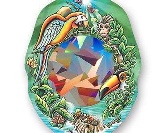 Suncatcher - Rainforest Suncatcher - Rainbow Sun Catcher