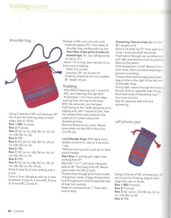 Knitting Lessons For Beginners : Knitting patterns for beginners knit beginner s